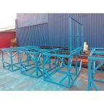 Производство новых подмостей каменщика