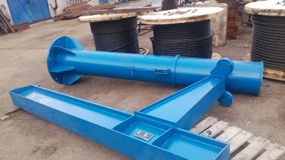 фото: Запуск производства консольных кранов 5 тонн