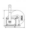 Ручная лебедка Able BHW - 3