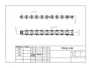 Цепи приводные роликовые длинозвенные (ГОСТ 13568-75)