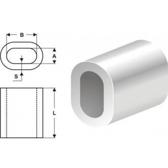 Алюминиевая втулка DIN 3093
