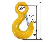 Крюк чалочный ABL тип 320