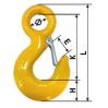 Крюк чалочный тип 320 - 1