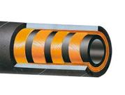 Рукава высокого давления EN 856 4SР с 4 металлическими оплётками