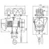 Электрическая таль ТЭ 200 - 2
