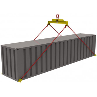 Траверсы для контейнеров ТрК9