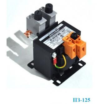 Пускозащитные трансформаторы тип  «ПЗ»