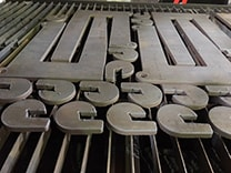 Плазменная резка металла - 2